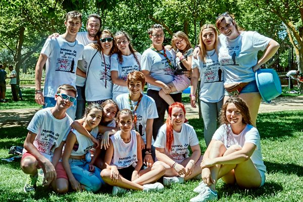 Semana de la Juventud: 400 participantes