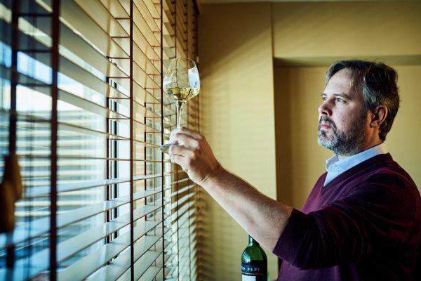 El sumiller que busca la verdad del vino