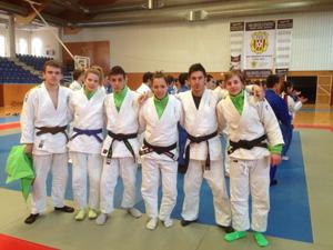 Dos oros y una plata en el Torneo de San Eulalia