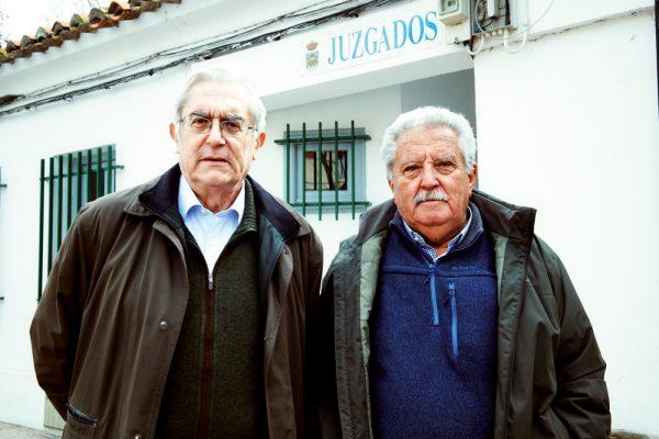 De alcaldes de Rivas a jueces de paz