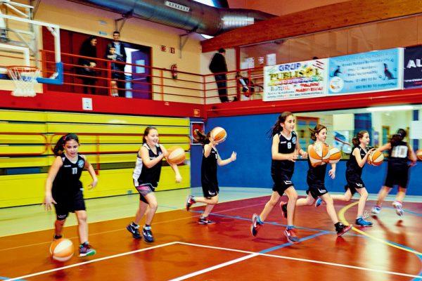Juegos Escolares de equipo: 1.500 jóvenes