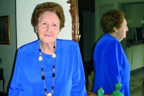 Gente de Rivas: la memoria de Julia Bañuelos