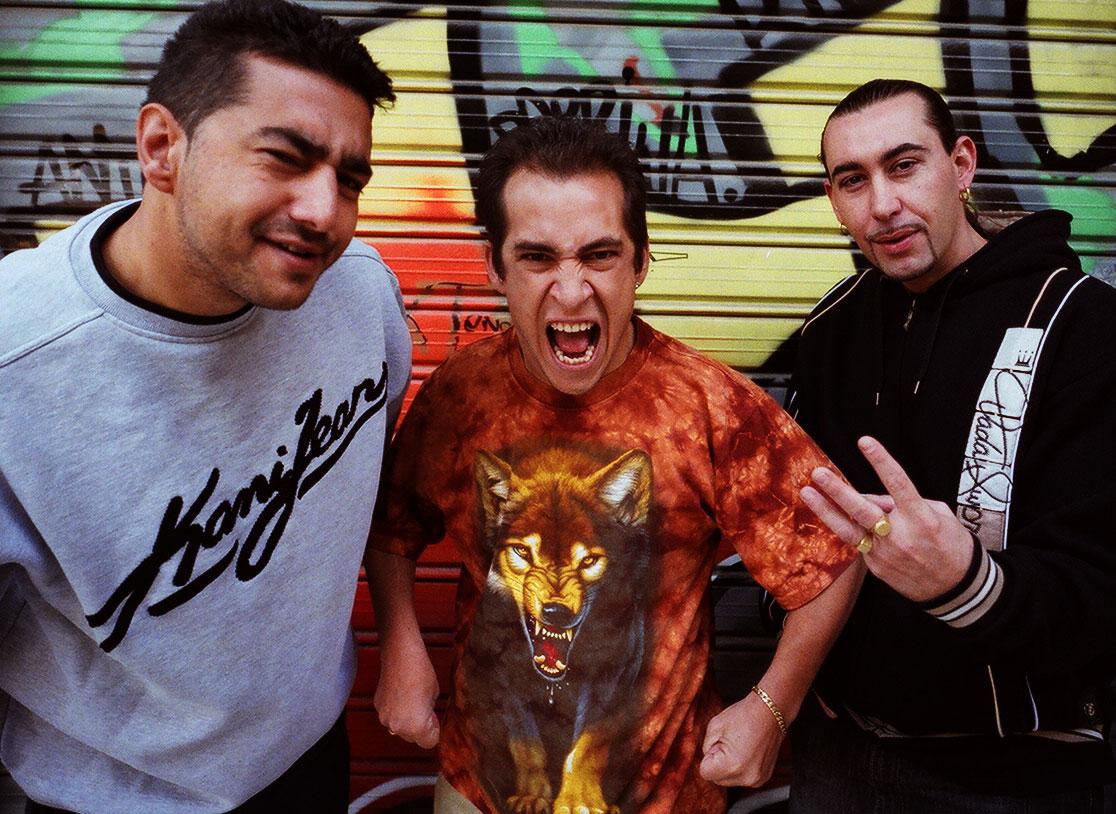 La Excepción: rimas raperas de Pan Bendito