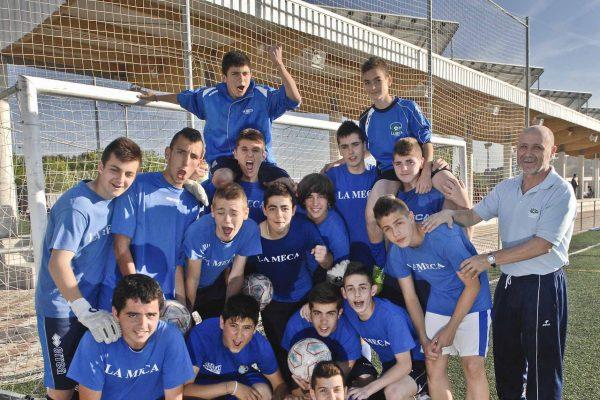 Equipos con título: los primeros de Madrid