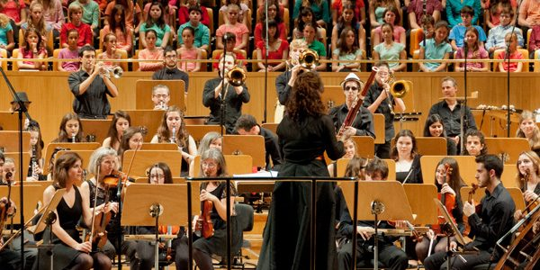 Concierto: Orquesta Juvenil Europea de Madrid
