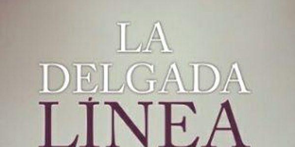 Iris Rico presenta su libro 'La delgada línea'