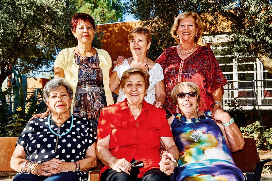 Las abuelas de los colegios ripenses