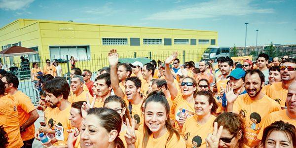 Rivas corre por el Sáhara: 4ª Legua Solidaria