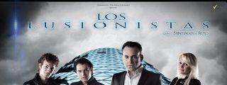 'Los ilusionistas': espectáculo de láser y magia