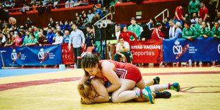 Rivas, campeones de España en grecorromana
