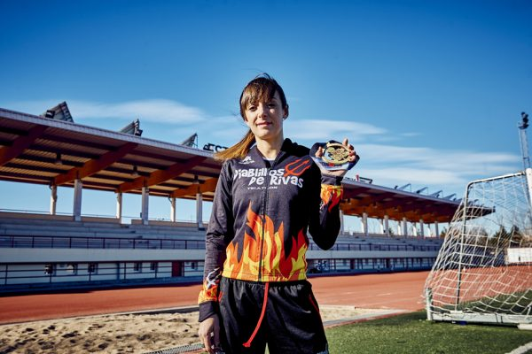 Lucía Pérez: una triatleta de hierro en Hawai