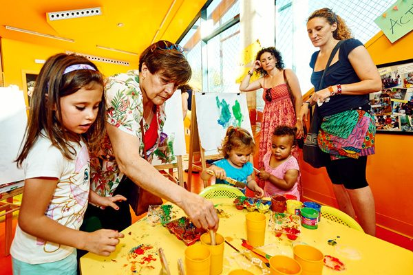 Talleres para adultos: crianza y educación infantil