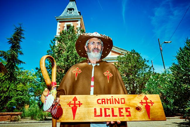 Manuel Rossi desempolva el camino de Uclés