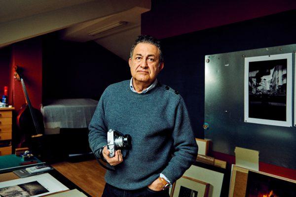 Sonseca: fotógrafo de cámara Leica y poeta