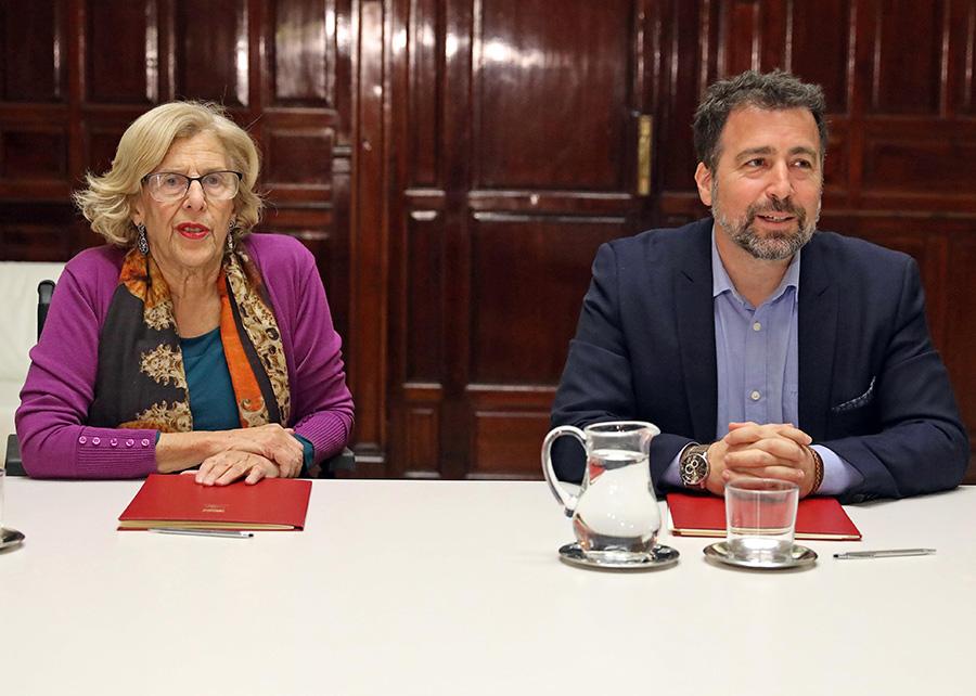 Rivas y Madrid alteran sus lindes municipales
