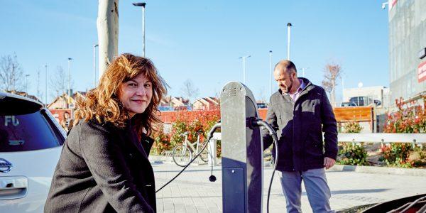 Vehículo eléctrico: Rivas acelera el futuro