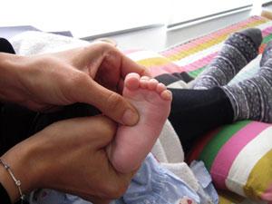 Muévete con tu bebé: cuerpo y emociones
