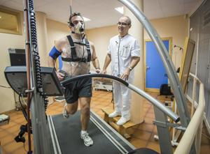 Conoce el servicio de medicina deportiva