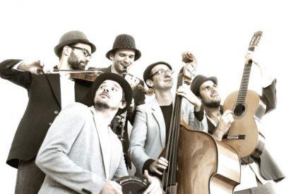 Melech Mechaya, música klezmer y balcánica