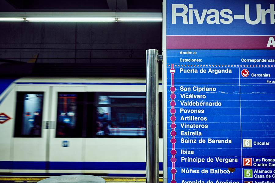 Metro Rivas: 4,6 millones para la línea 9