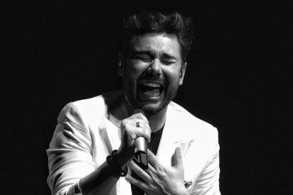 Miguel Poveda, un ángel de voz flamenca
