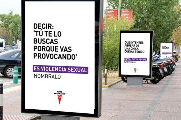 Campaña 'Es violencia sexual. Nómbralo'