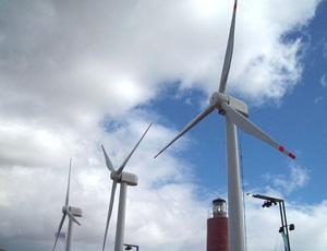Rivas apoya la investigación en energía eólica