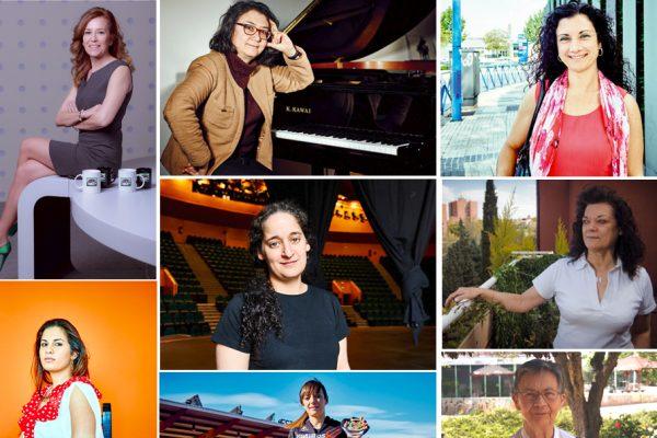 Mujeres de Rivas: protagonistas de la ciudad