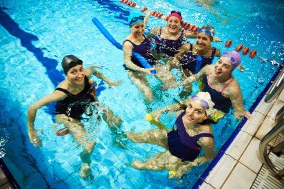 Natación para embarazadas: mejor, en el agua