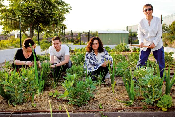 Huerto ecológico del Chico Mendes: vívelo en familia