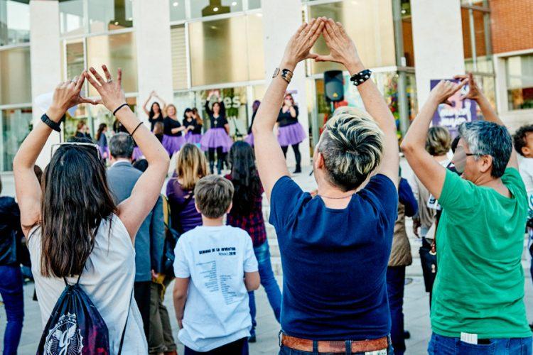 Identidades, lunas y cambios: Aula Abierta Mujeres