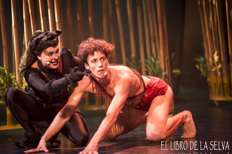 Musical en la selva: 'La aventura de Mowgli'