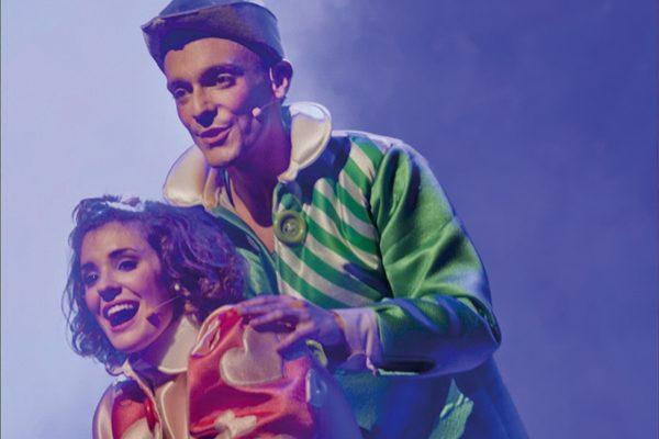 Musical 'Peter Pan en el desván encantado'