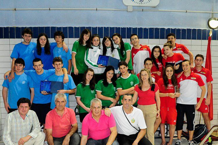 El Covibar gana el 16ª Trofeo Rivas con 26 medallas
