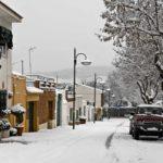 Ante el riesgo de nevada, activado el estado de prealarma