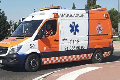 Una ambulancia nueva para Protección Civil