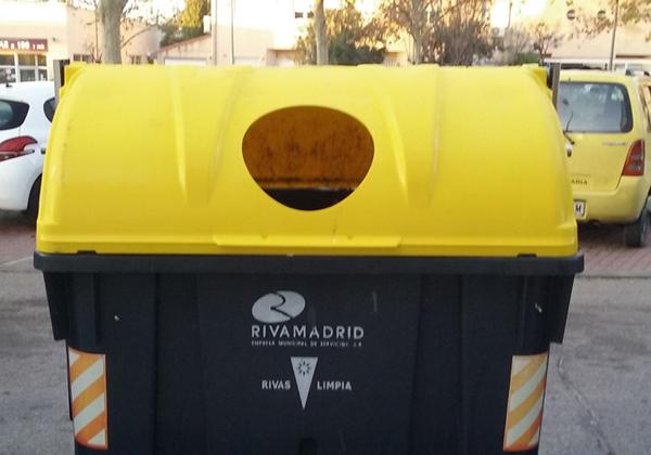 Un reto medioambiental por barrios: Rivas Recicla
