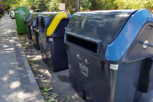 La ciudad recicla 1.210 toneladas de envases en siete meses