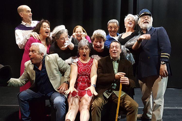 Molière, Lorca y Poncela: el teatro de la UP