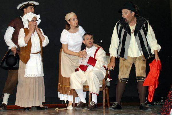 La Noche de los Teatros, doble sesión en Rivas