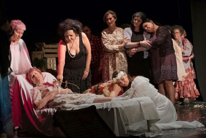 Teatro hecho por mujeres en la Muestra Local