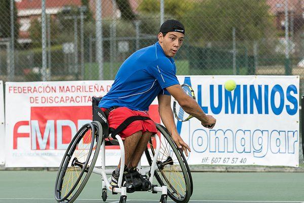 Open internacional de tenis en silla de ruedas 2018