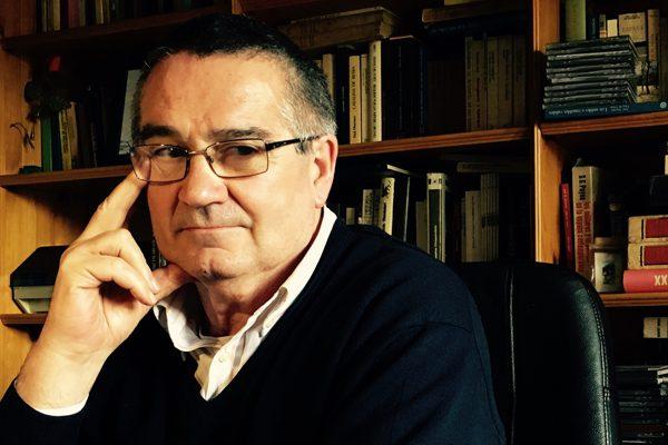 Paco Torres presenta su novela 'El prodigio'