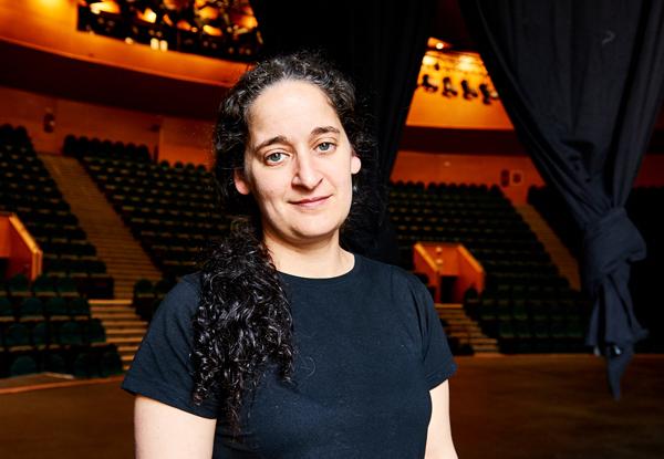 Paloma Parra: premio Max de Iluminación 2016