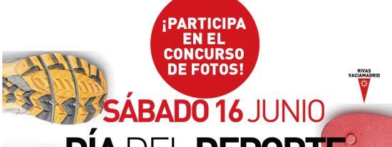 Premios en el concurso de fotos del Día del Deporte