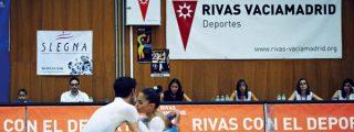 Patinaje artístico juvenil y sénior: trofeo de Rivas
