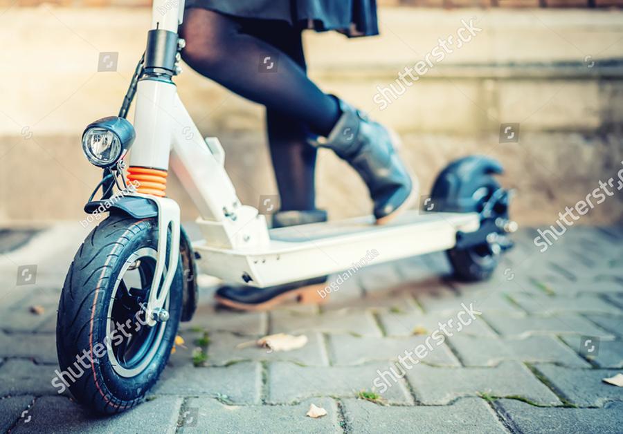 Vehículos de movilidad personal en Rivas