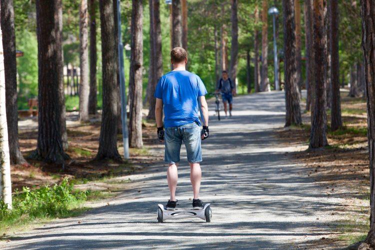 Regulación para los vehículos de movilidad personal