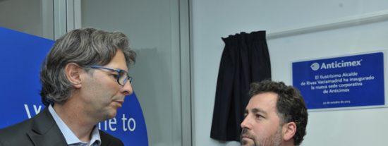 La internacional Anticimex también elige Rivas