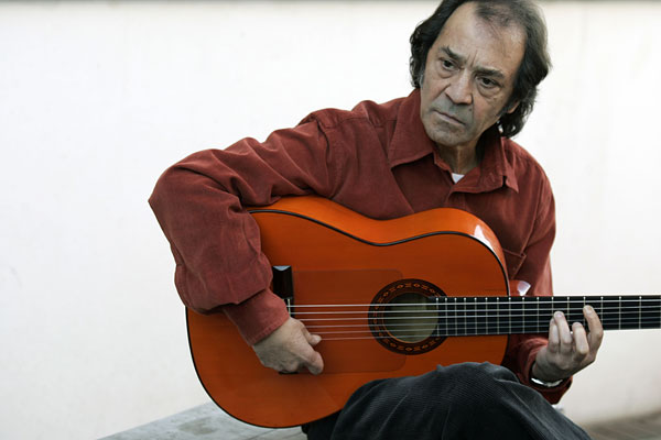 Pepe Habichuela: